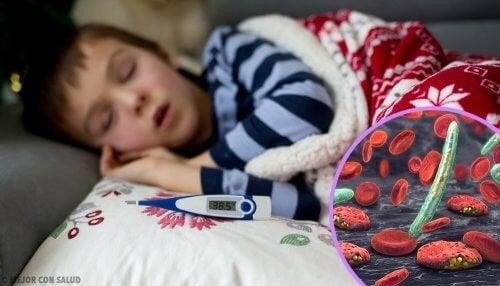 Rinofaringite nei bambini