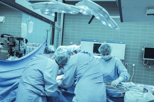 Trattamento chirurgico della vulvodinia