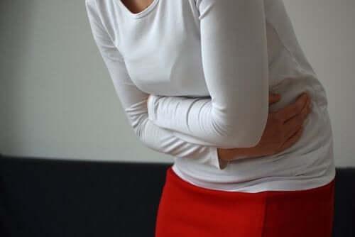 dolore pelvico sinistro donna in menopausal