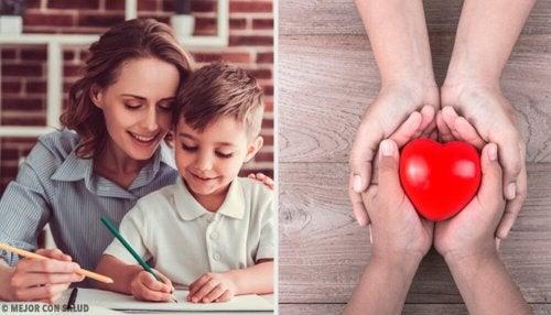 Educare i figli su come imparare a gestire le emozioni