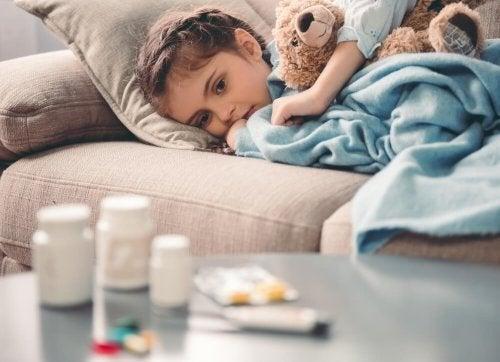Metilfenidato per la cura del ADHD