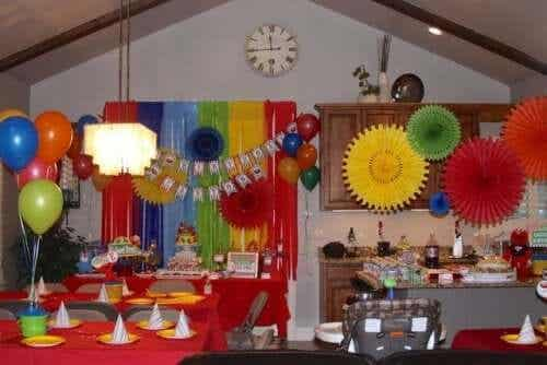 Addobbi per feste di compleanno indimenticabili