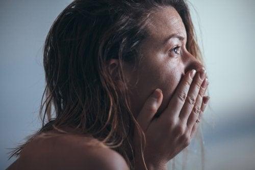 Il senso di colpa esprime un'intima paura della punizione