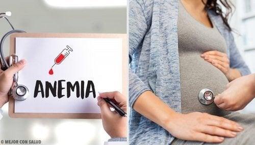 Anemia in gravidanza: come combatterla con la dieta