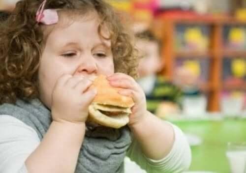 Diete per bambini obesi o in sovrappeso