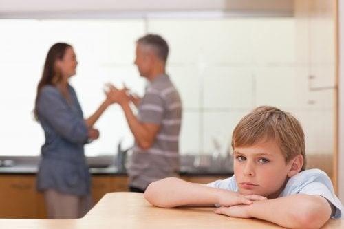 Famiglia disfunzionale: quali conseguenze sui figli?