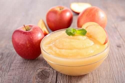 Preparare una composta di mela