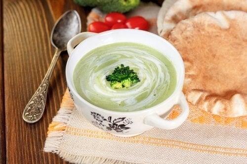 Vellutate di verdure per aumentare le difese