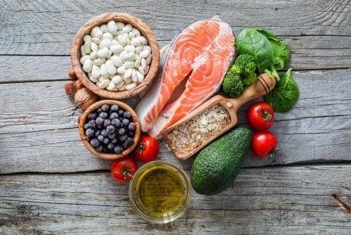 Alimenti della dieta nordica