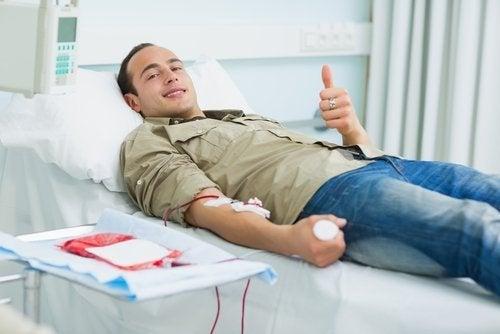Donazione di sangue: miti e verità