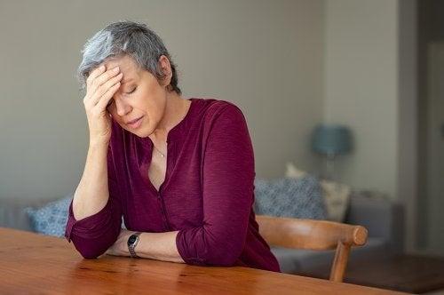 La menopausa: sintomi e caratteristiche