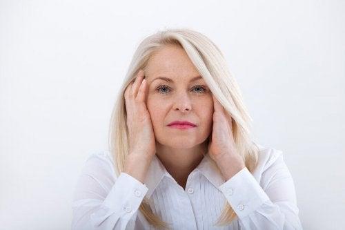La donna e la menopausa