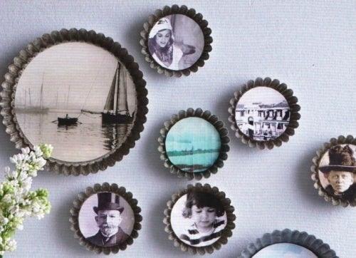 Arredare con le foto di famiglia 11 idee creative for Arredare con fotografie