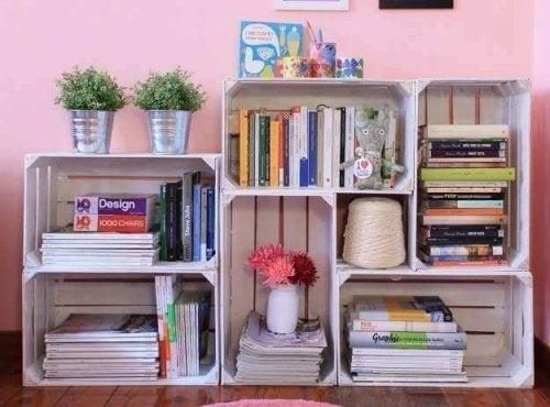 Riciclare i vecchi quaderni in modo originale