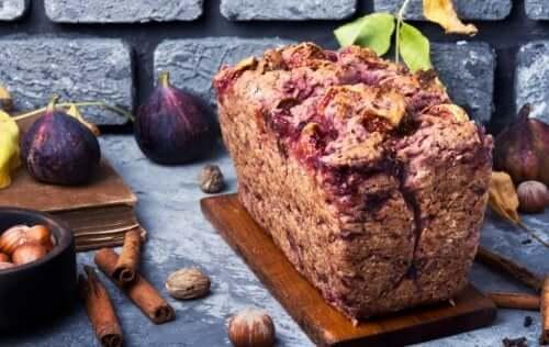 Pane ai fichi: una ricetta da provare