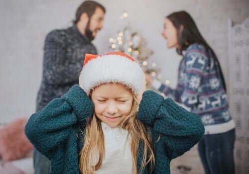 Possibili conseguenze del divorzio sui bambini