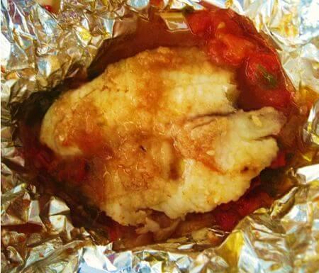 Ricetta pesce cotto al forno