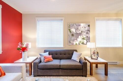 Salone e ambienti più spaziosi