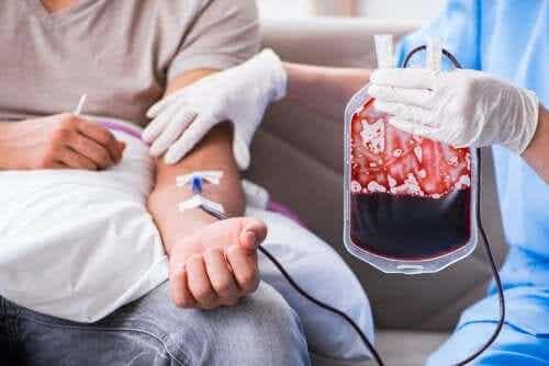 Trasfusione di sangue: in cosa consiste?