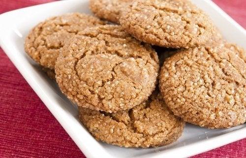 Biscotti fatti in casa: 2 deliziose ricette