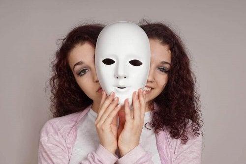 Donna con disturbo bipolare