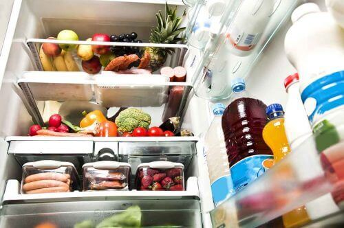 Conservare la frutta in frigorifero