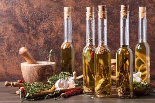 I migliori oli vegetali per la salute