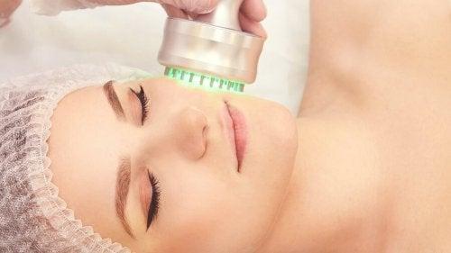 Tecniche per la cura della pelle