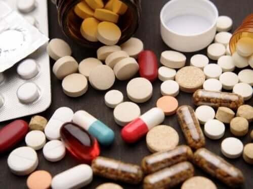 La novalgina e altri farmaci
