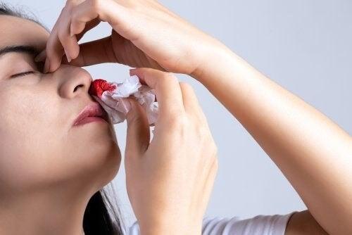 Sanguinamento dal naso, perché avviene?
