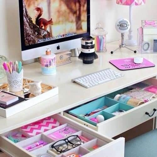 Porta oggetti per scrivania