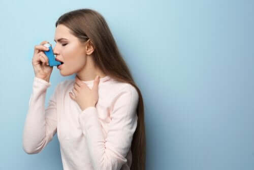 Inalatore per l'asma