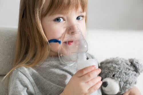 Asma infantile: cause e diagnosi