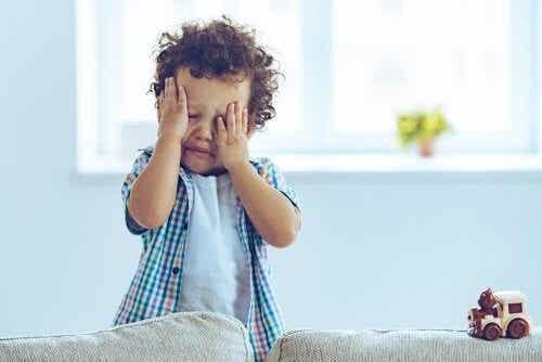 Aiutare il bambino ad affrontare la morte di un familiare