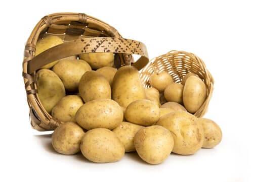 La patata è un alimento sano