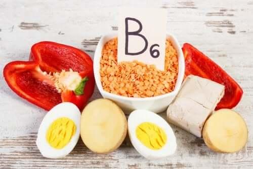 La vitamina B6: caratteristiche e benefici