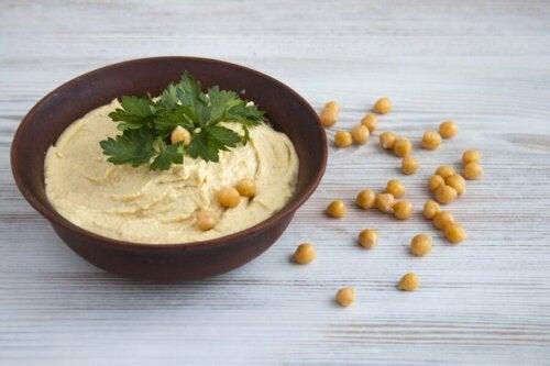 Ricette per l'hummus