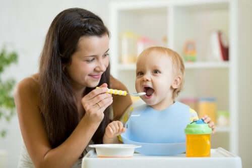 Ridurre lo zucchero nella dieta dei bambini