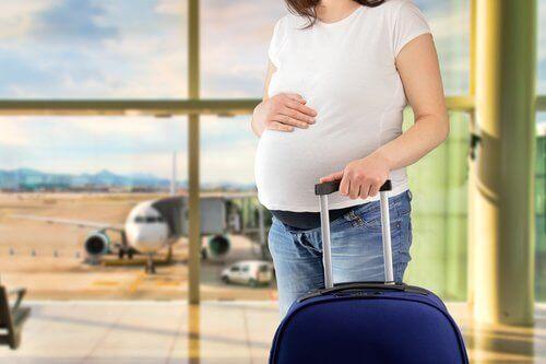 Viaggiate in gravidanza