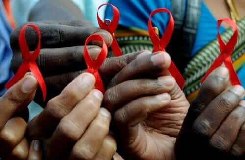 Giornata mondiale contro l'aids.