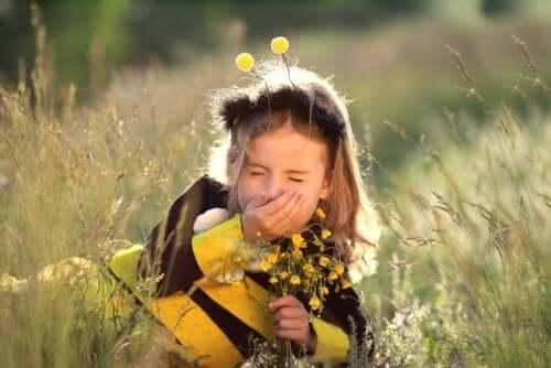 Le allergie più comuni tra i bambini