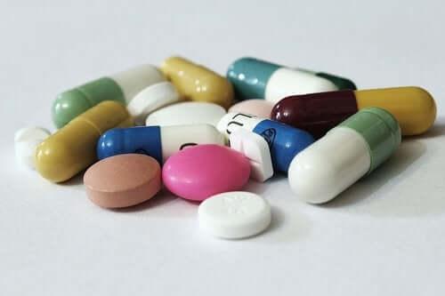 Pillole di metformina per il diabete