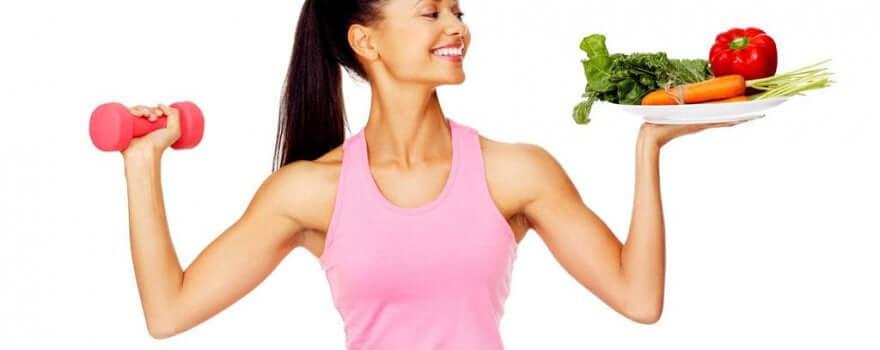 Snellire le gambe con sport e dieta sana