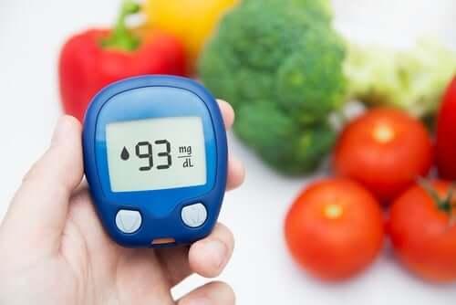 Regolare la glicemia nel sangue con alimenti ricchi di fibre
