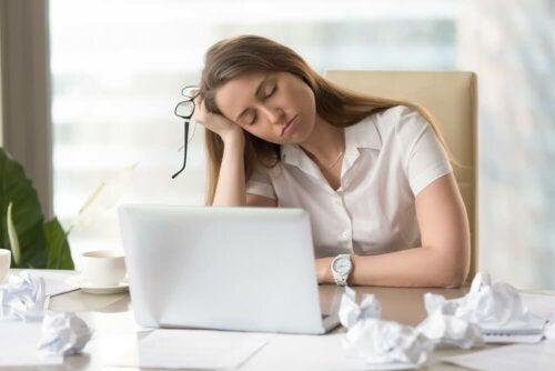 Stanchezza e problemi di tiroide
