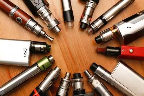 Vaporizzatori per sigarette elettroniche