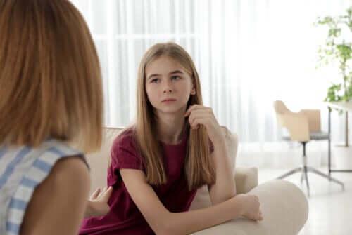 Le bugie degli adolescenti: lo scenario più temuto