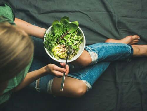 Essere vegani in adolescenza