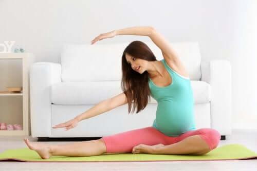 Yoga per future mamme