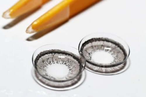 Trapianto di cornea, cornee artificiali
